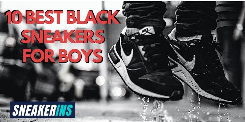 Best Black Sneakers for Boys